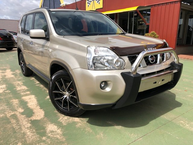 Used Nissan X-Trail T31 ST, 2009 Nissan X-Trail T31 ST 1 Speed Constant Variable Wagon