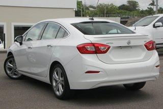 2018 Holden Astra BL MY18 LTZ White 6 Speed Sports Automatic Sedan.