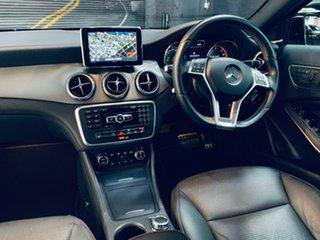 2014 Mercedes-Benz GLA-Class X156 GLA200 CDI DCT Black 7 Speed Sports Automatic Dual Clutch Wagon.