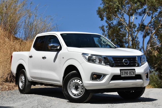 Demo Nissan Navara D23 S4 MY19 RX 4x2, 2019 Nissan Navara D23 S4 MY19 RX 4x2 Polar White 7 Speed Sports Automatic Utility
