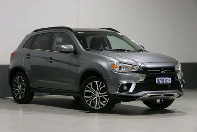 Used Mitsubishi ASX XC MY18 LS (2WD), 2018 Mitsubishi ASX XC MY18 LS (2WD) Grey Continuous Variable Wagon