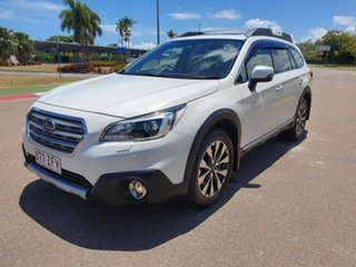 2016 Subaru Outback B6A MY16 3.6R CVT AWD Platinum 6 Speed Constant Variable Wagon.