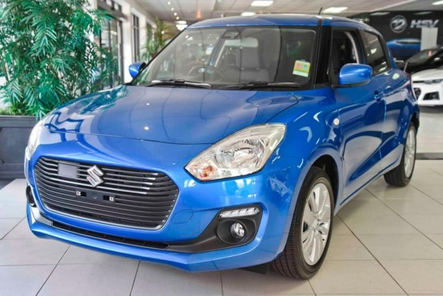 New Suzuki Swift  , GL PLUS 1.2L DUALJET CVT 5DR HATCH