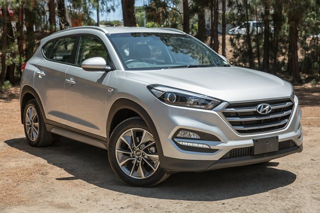 Used Hyundai Tucson TL MY18 Active X 2WD, 2018 Hyundai Tucson TL MY18 Active X 2WD Silver 6 Speed Sports Automatic Wagon