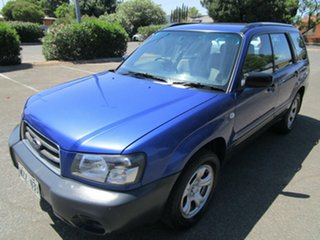 2005 Subaru Forester MY05 X 5 Speed Manual Wagon
