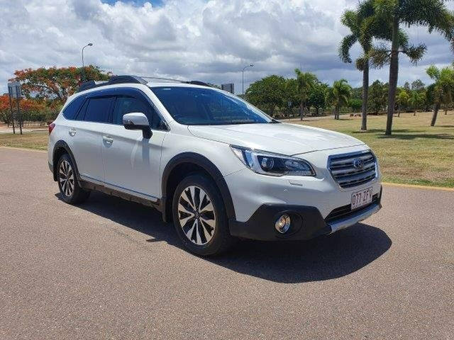 Used Subaru Outback B6A MY16 3.6R CVT AWD, 2016 Subaru Outback B6A MY16 3.6R CVT AWD Platinum 6 Speed Constant Variable Wagon