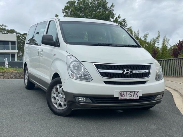 Used Hyundai iMAX TQ-W , 2010 Hyundai iMAX TQ-W White 5 Speed Manual Wagon