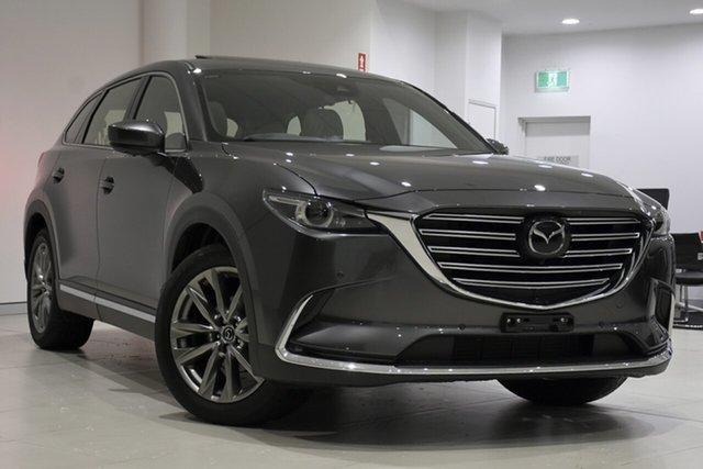 Used Mazda CX-9 TC Azami SKYACTIV-Drive i-ACTIV AWD, 2019 Mazda CX-9 TC Azami SKYACTIV-Drive i-ACTIV AWD Machine Grey 6 Speed Sports Automatic Wagon