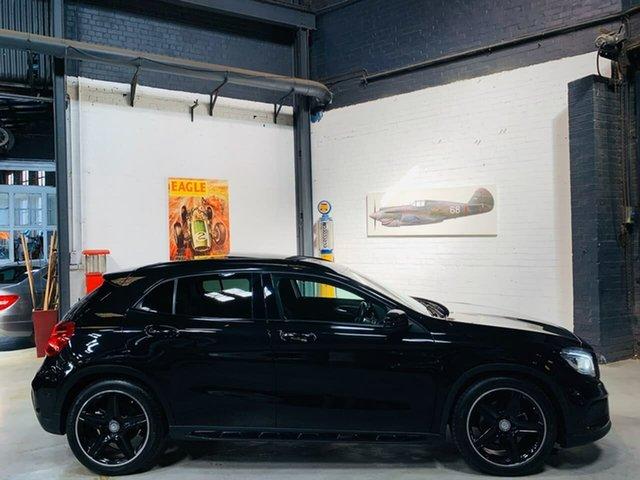Used Mercedes-Benz GLA-Class X156 GLA200 CDI DCT, 2014 Mercedes-Benz GLA-Class X156 GLA200 CDI DCT Black 7 Speed Sports Automatic Dual Clutch Wagon