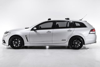 2014 Holden Commodore VF MY14 SS V Sportwagon Redline Silver 6 Speed Sports Automatic Wagon
