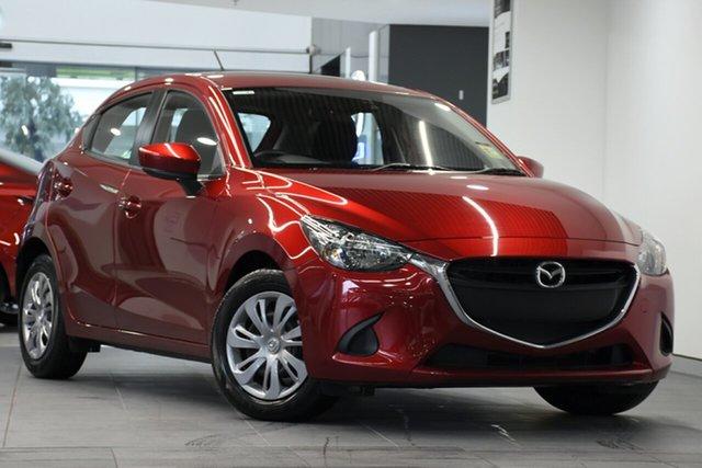 New Mazda 2 DJ2HAA Neo SKYACTIV-Drive, 2019 Mazda 2 DJ2HAA Neo SKYACTIV-Drive Soul Red Crystal 6 Speed Sports Automatic Hatchback