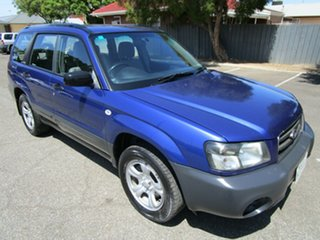 2005 Subaru Forester MY05 X 5 Speed Manual Wagon.