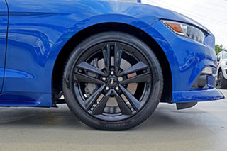 2016 Ford Mustang FM Fastback Blue 6 Speed Manual Fastback