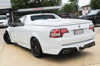 2013 Holden Special Vehicles Maloo Gen-F MY14 R8 White 6 Speed Sports Automatic Utility.