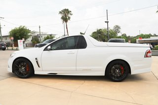 2013 Holden Special Vehicles Maloo Gen-F MY14 R8 White 6 Speed Sports Automatic Utility