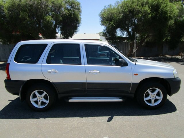 Used Mazda Tribute  Classic, 2002 Mazda Tribute Classic 4 Speed Automatic 4x4 Wagon