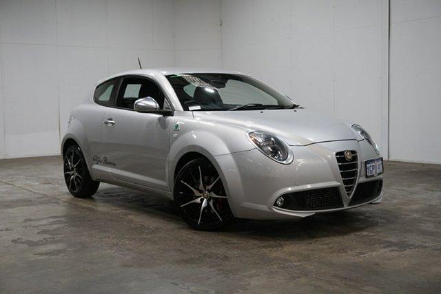 Used Alfa Romeo Mito MY12 QV, 2013 Alfa Romeo Mito MY12 QV Grey 6 Speed Manual Hatchback