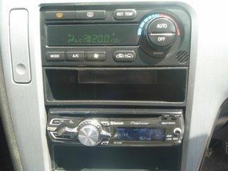 2002 Subaru Liberty B3 MY03 B4 AWD Silver 4 Speed Sports Automatic Sedan