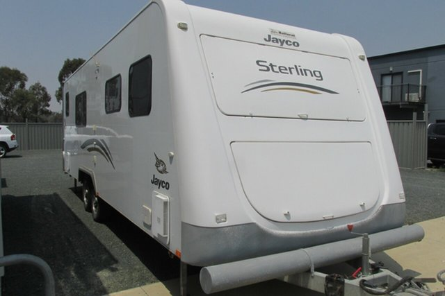 Used  Sterling  , 2012 JAYCO CARAVANS Sterling