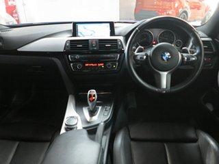 2015 BMW 4 Series F36 420i Gran Coupe M Sport Estoril Blue 8 Speed Sports Automatic Hatchback
