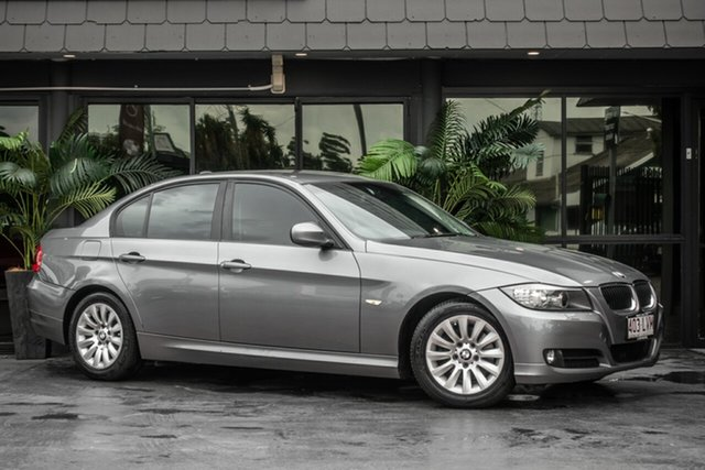 Used BMW 3 Series E90 MY09 320i Steptronic Executive, 2009 BMW 3 Series E90 MY09 320i Steptronic Executive Grey 6 Speed Sports Automatic Sedan