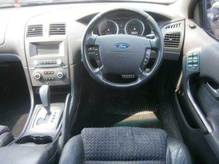 2005 Ford Falcon BF XR6 Silver 4 Speed Sports Automatic Sedan