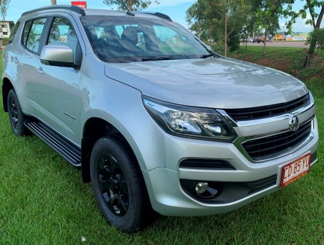 Used Holden Trailblazer RG MY17 LT, 2017 Holden Trailblazer RG MY17 LT Silver 6 Speed Sports Automatic Wagon