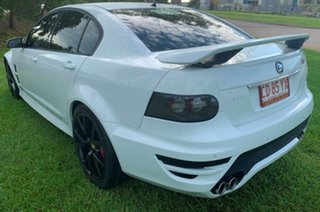 2011 Holden Special Vehicles ClubSport E Series 3 MY12 R8 White 6 Speed Sports Automatic Sedan
