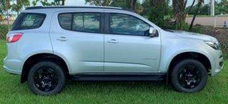 2017 Holden Trailblazer RG MY17 LT Silver 6 Speed Sports Automatic Wagon.