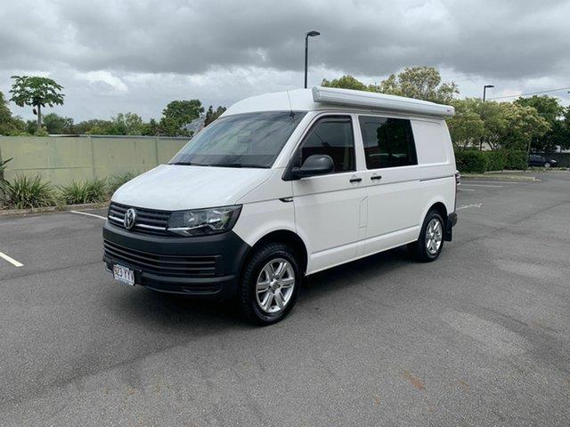 Used Volkswagen Transporter  , 2016 Volkswagen Transporter TDI400 SWB 4 MOTION White 7 Speed Automatic Van
