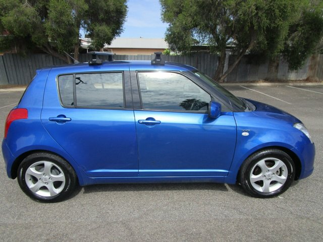 Used Suzuki Swift EZ S, 2006 Suzuki Swift EZ S 5 Speed Manual Hatchback