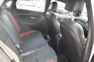 2016 Hyundai i30 GD5 Series II MY17 SR White 6 Speed Manual Hatchback