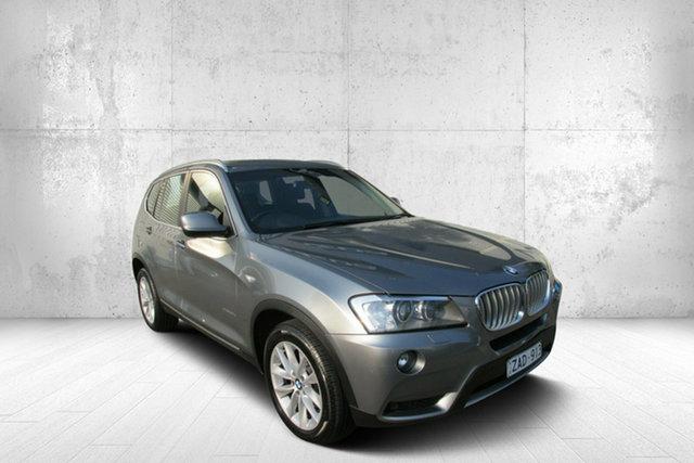 Used BMW X3 F25 MY1011 xDrive30d Steptronic, 2012 BMW X3 xDrive30d xDrive30d Steptronic 8 Speed Automatic Wagon