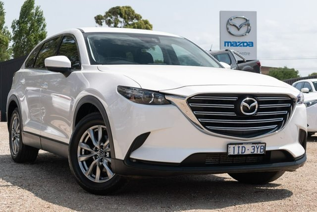 Used Mazda CX-9 TC Touring SKYACTIV-Drive i-ACTIV AWD, 2016 Mazda CX-9 TC Touring SKYACTIV-Drive i-ACTIV AWD White 6 Speed Sports Automatic Wagon