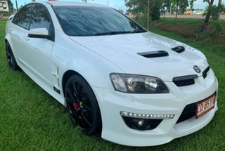 2011 Holden Special Vehicles ClubSport E Series 3 MY12 R8 White 6 Speed Sports Automatic Sedan.