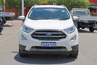 2019 Ford Ecosport BL 2019.25MY Titanium White 6 Speed Automatic Wagon.