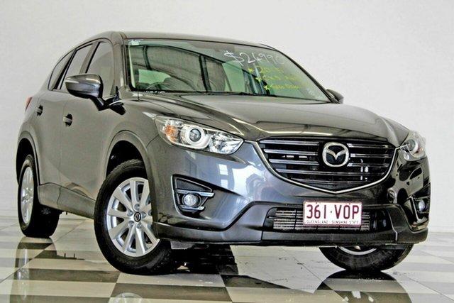 Used Mazda CX-5 MY15 Maxx Sport (4x4), 2015 Mazda CX-5 MY15 Maxx Sport (4x4) Grey 6 Speed Automatic Wagon