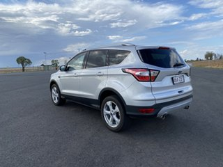 2018 Ford Escape ZG 2018.75MY Trend PwrShift AWD Moondust Silver 6 Speed.
