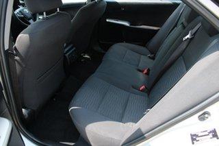 2016 Toyota Camry ASV50R MY15 Altise Silver 6 Speed Automatic Sedan