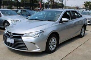 2016 Toyota Camry ASV50R MY15 Altise Silver 6 Speed Automatic Sedan.