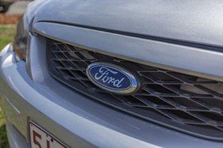 2005 Ford Falcon BA Mk II XR8 Ute Super Cab Silver 4 Speed Sports Automatic Utility