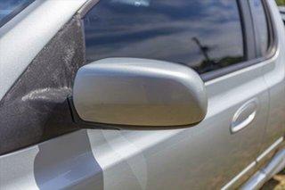 2005 Ford Falcon BA Mk II XR8 Ute Super Cab Silver 4 Speed Sports Automatic Utility.