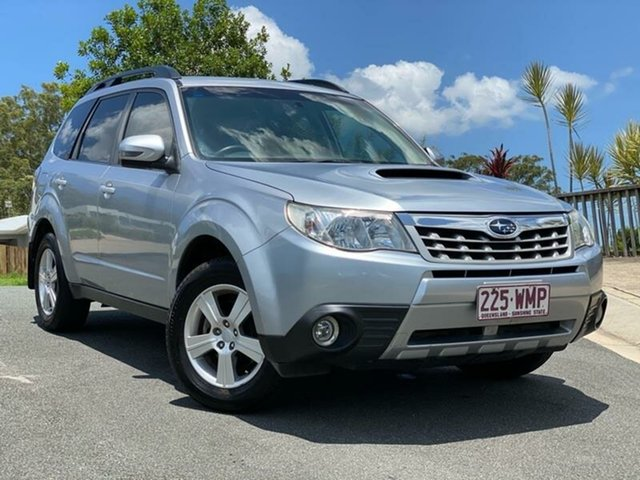 Used Subaru Forester S4 MY13 2.0D AWD, 2012 Subaru Forester S4 MY13 2.0D AWD Silver 6 Speed Manual Wagon