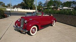 1938 Packard 115C 5 Speed Manual Roadster.