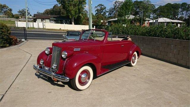 Used Packard 115C  , 1938 Packard 115C 5 Speed Manual Roadster