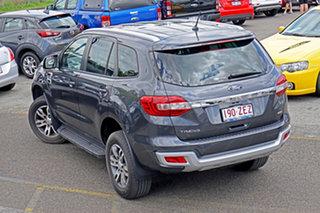 2019 Ford Everest UA II 2019.00MY Trend 4WD Grey 6 Speed Sports Automatic Wagon.