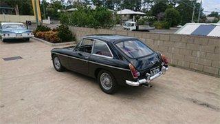 1969 MG MGB Mk 2 SPORTS MK II GT Black 4 Speed Manual + O/Drive Coupe.