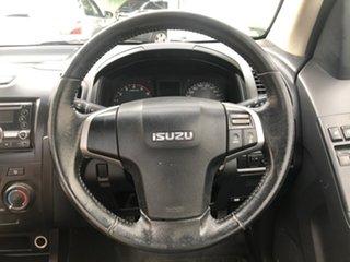 2014 Isuzu D-MAX TF MY14 SX (4x2) Blue 5 Speed Manual Cab Chassis