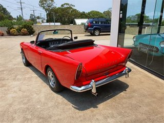 1960 Sunbeam Alpine Red 4 Speed Manual Sports.