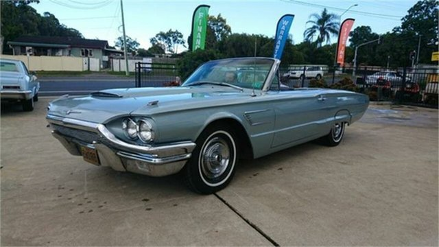 Used Ford Thunderbird  , 1965 Ford Thunderbird 3 Speed Automatic Convertible